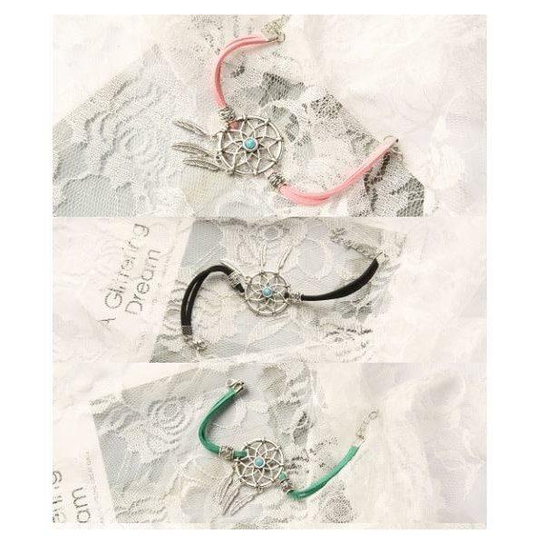 Bracelet pour femme avec attrape rêve