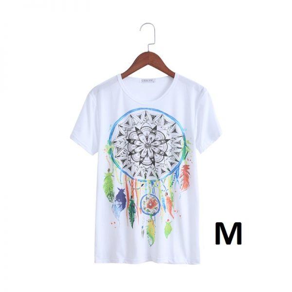 T shirt attrape rêve femme, taille M